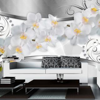 Φωτοταπετσαρία - Flower bridge