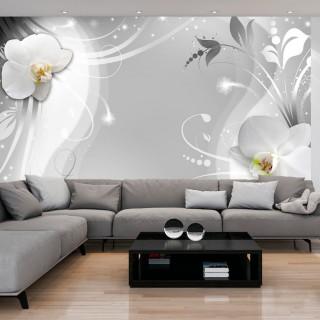 Φωτοταπετσαρία - Charming orchid