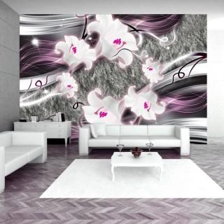 Φωτοταπετσαρία - Dance of charmed  lilies