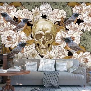 Φωτοταπετσαρία - Among flowers