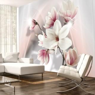 Φωτοταπετσαρία - White magnolias