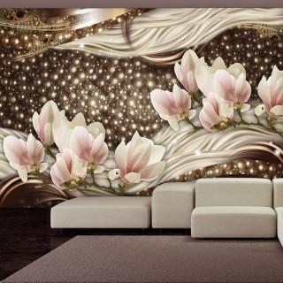 Φωτοταπετσαρία - Pearls and Magnolias