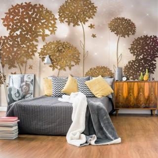 Φωτοταπετσαρία - Golden Garden