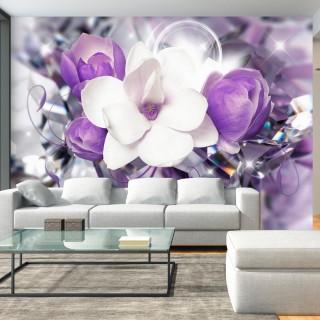 Φωτοταπετσαρία - Purple Empress