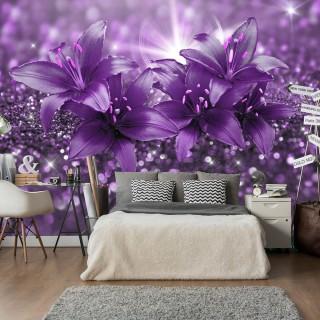 Φωτοταπετσαρία - Masterpiece of Purple