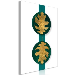 Πίνακας - Green Wealth (1 Part) Vertical