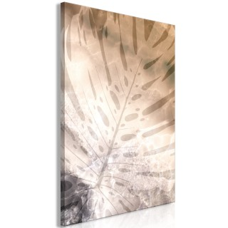 Πίνακας - Amber Monstera (1 Part) Vertical