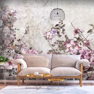 Αυτοκόλλητη φωτοταπετσαρία - Floral Meadow