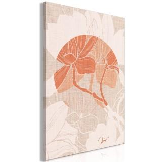 Πίνακας - Stylish Magnolia (1 Part) Vertical