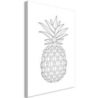 Πίνακας - Fruity Sketch (1 Part) Vertical