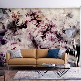 Αυτοκόλλητη φωτοταπετσαρία - Home Flowerbed