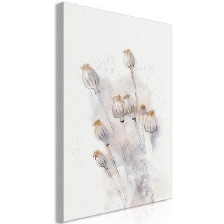 Πίνακας - Peaceful Poppies (1 Part) Vertical