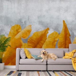 Φωτοταπετσαρία - Banana Leaves