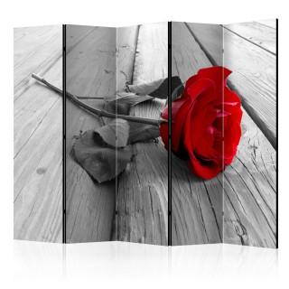 διαχωριστικό με 5 τμήματα - Abandoned Rose II [Room Dividers]