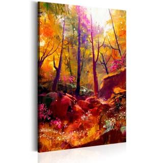 Πίνακας - Painted Forest