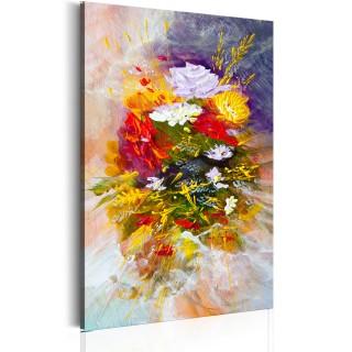 Πίνακας - August Flowers