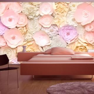Φωτοταπετσαρία - Flower Bouquet