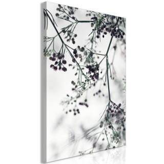 Πίνακας - Blooming Twigs (1 Part) Vertical