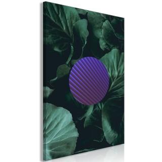 Πίνακας - Botanical Abstraction (1 Part) Vertical