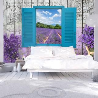 Φωτοταπετσαρία - Lavender Recollection