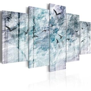 Πίνακας - Blue Forest