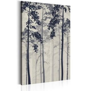 Πίνακας - Forest In Fog