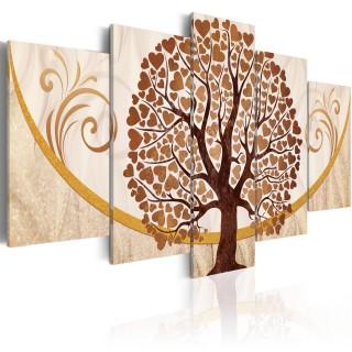 Πίνακας - The Golden Tree of Love