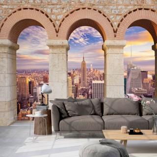 Φωτοταπετσαρία - Pillars of the City