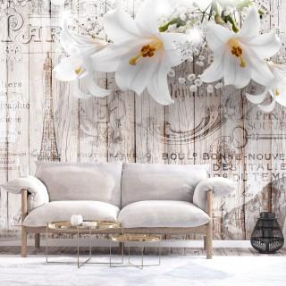 Φωτοταπετσαρία - Parisian Lilies