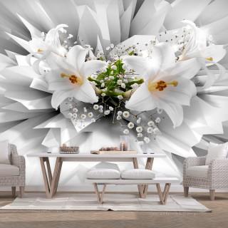 Αυτοκόλλητη φωτοταπετσαρία - Floral Explosion