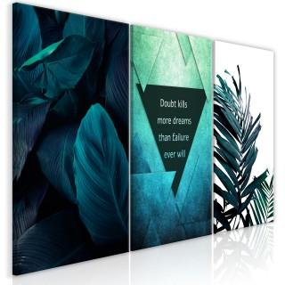 Πίνακας - Jungle Dreams (3 Parts)
