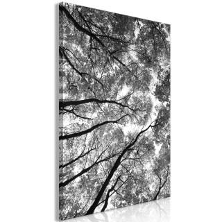 Πίνακας - High Trees (1 Part) Vertical
