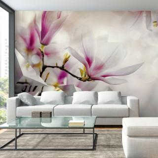 Φωτοταπετσαρία - Subtle Magnolias - Third Variant
