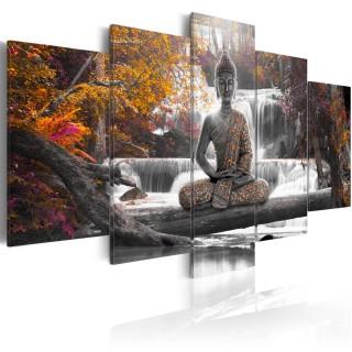 Πίνακας - Autumn Buddha
