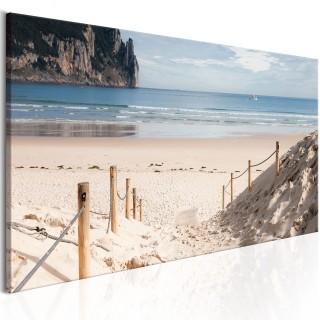 Πίνακας - Beach path