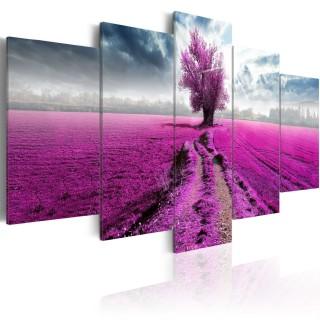 Πίνακας - Purple Land