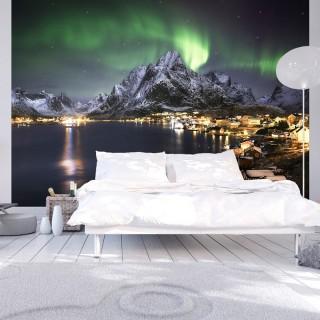 Φωτοταπετσαρία - Aurora borealis