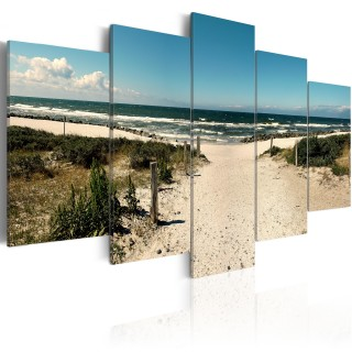 Πίνακας - The Beach of Dreams