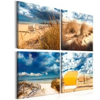 Πίνακας - Holiday at the Seaside