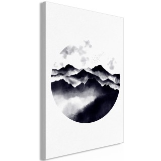 Πίνακας - Mountain Landscape (1 Part) Vertical