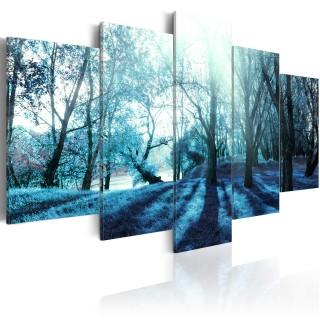 Πίνακας - Blue glade