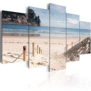 Πίνακας - Walk by the sea