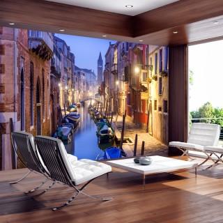Φωτοταπετσαρία - Evening in Venice