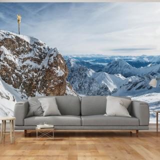 Φωτοταπετσαρία - Alps - Zugspitze