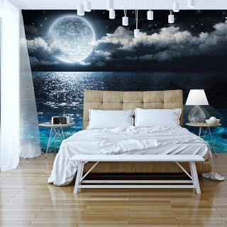 Φωτοταπετσαρία - Blue Lagoon