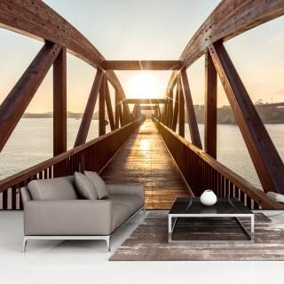 Φωτοταπετσαρία - Bridge of the Sun