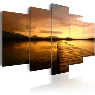 Πίνακας - Sunset Island
