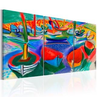 Πίνακας - Sea of Colours