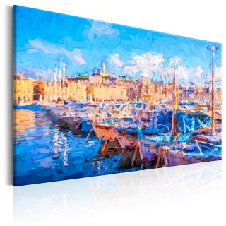 Πίνακας - Blue Port
