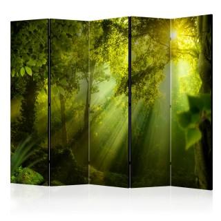 διαχωριστικό με 5 τμήματα -  In a Secret Forest II II [Room Dividers]